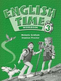 English Time 3 (Work book)