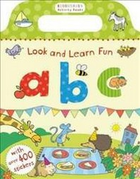 Look and Learn Fun ABC with stickers