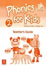 Phonics for Kids Level 2 (Teacher's Book)