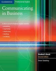 Communicating in Business : A Short Course for Business English Students