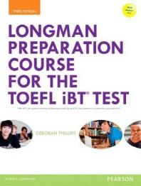 Longman Preparation Course for TOEFL IBT : SB+MEL+MP3+AK