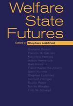 Welfare State Futures