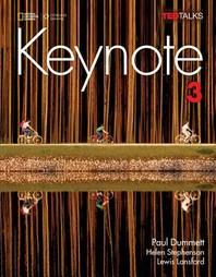 Keynote SB. 3(with online workbook)