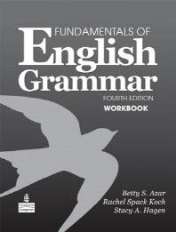 Fundamentals of English Grammar (Work Book)