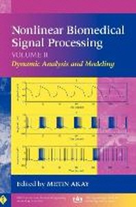 Nonlinear Biomedical Signal Processing, Volume 2