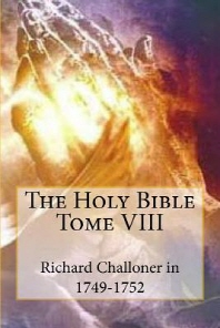 The Holy Bible Tome VIII