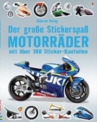 Der grosse Stickerspass: Motorraeder