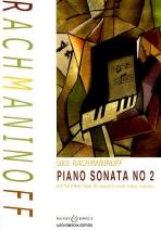 라흐마니노프 피아노 소나타. 2: OPUS 36(오리지널판 개정판)