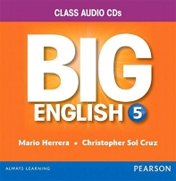 BIG ENGLISH 5 CLASS AUDIO