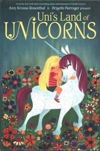 Uni's Land of Unicorns Board Book Boxed Set