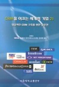 CRM을 이끄는 세계적 기업21
