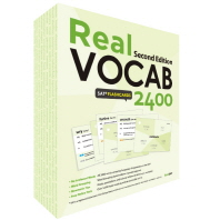 Real VOCAB 2400 SAT Second Edition