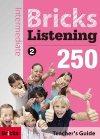 Bricks Listening Intermediate 250. 2(Teacher's Guide)