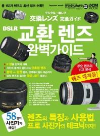 DSLR 교환 렌즈 완벽가이드