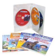 테리디어리 그리스 역사이야기(Terry Deary's Historical Greek Tales) 4종 세트(B+CD)