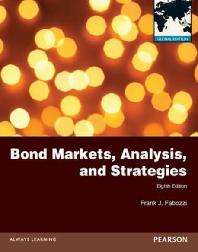 Bond Markets Analysis and Strategies (Global Edition)