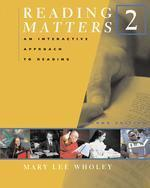 READING MATTERS. 2
