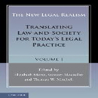 The New Legal Realism