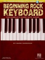 Beginning Rock Keyboard [With CD (Audio)]