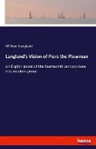 Langland's Vision of Piers the Plowman