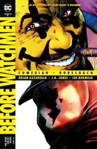 비포 왓치맨: 코미디언 로어셰크