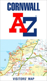 Cornwall A-Z Visitors' Map