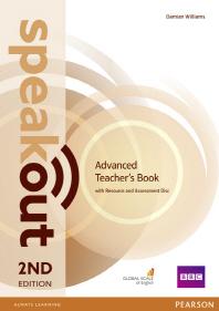 Speakout Advanced Teachers Guide + Disc