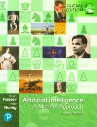Artificial Intelligence: A Modern Approach, 4/E(Paperback)