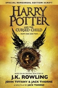 Harry Potter and the Cursed Child Parts I & II (Special Rehearsal) (미국판)