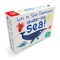 Lots to Spot Flashcards: Under the Sea!