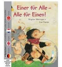 Einer fuer Alle - Alle fuer Einen (Buch mit DVD)
