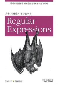 처음 시작하는 정규표현식 (Regular Expressions)