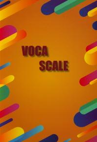 Voca Scale. 3