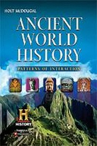 Ancient World History : Patterns of Interaction Student Edition 2012