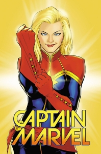 Captain Marvel Volume 1 (#캡틴마블 01)