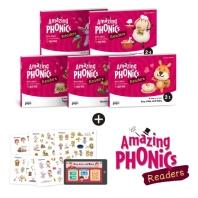 어메이징 파닉스 리더스(Amazing Phonics Readers) 세트. 2