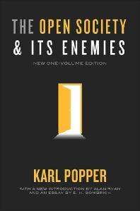 The Open Society and Its Enemies (New One-Volume Edition)