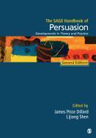 Sage Handbook of Persuasion