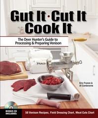 Gut It. Cut It. Cook It.