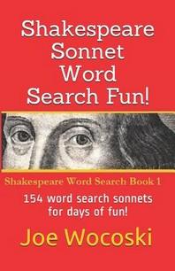 Shakespeare Sonnet Word Search Fun!