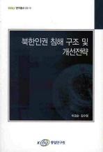 북한인권 침해 구조 및 개선전략