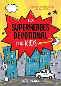 Superheroes Devotional for Kids