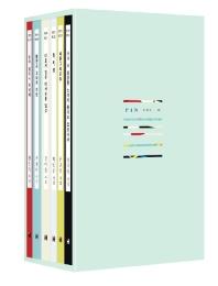 현대문학 핀 시리즈 시인선 Vol. 4 세트