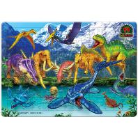 공룡메카드 4절 퍼즐. 2