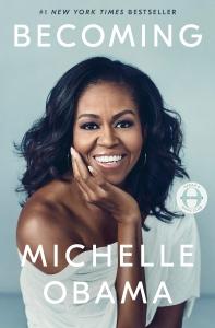 Becoming - 미셸 오바마 자서전