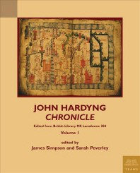 John Hardyng, Chronicle