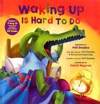 노부영 Waking Up Is Hard to Do (원서 & CD)