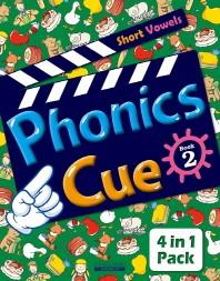 Phonics Cue. 2(SB+WB+AB+CD)