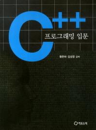 C++ 프로그래밍 입문