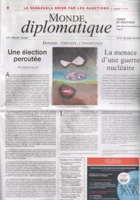 LE MONDE DIPLOMATIQUE(FR)(2021년 4월)